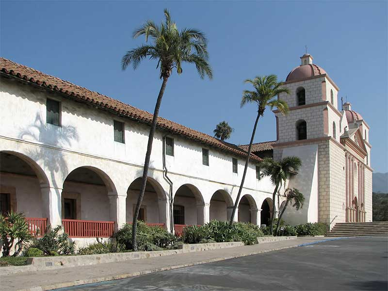 sun valley jose mier photo of mission santa barbara