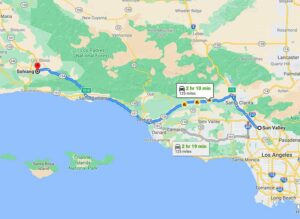 sun valley jose mier directions to solvang