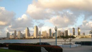 sun valley jose mier view of downtown san diego